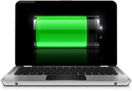 processors vs laptops battery