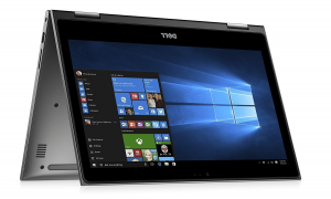Dell Inspiron best touch screen 2 in 1 laptop
