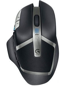 Logitech G602 Lag-Free Wireless Gaming Mouse 11 Programmable Buttons