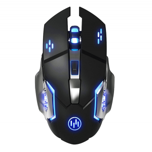 TENMOS T85 Rechargeable Wireless Gaming Mouse under 20