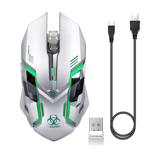 VEGCOO C9s Wireless Gaming Mouse Rechargeable