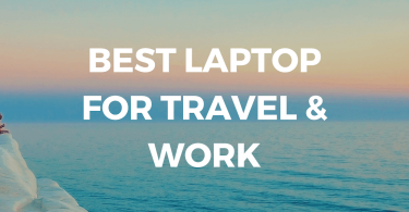 best laptop for travel and work