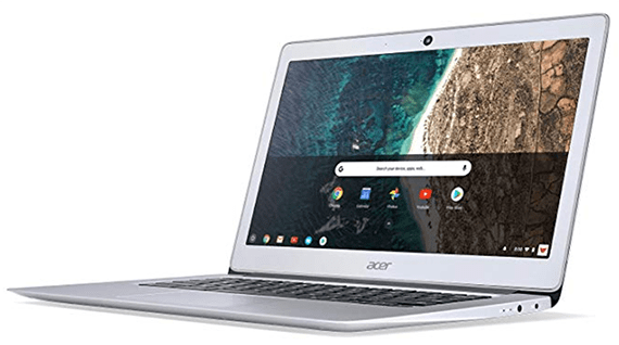Acer-chromebook-14-best laptop for live streaming