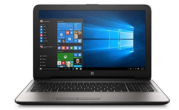 HP gaming laptop under budget