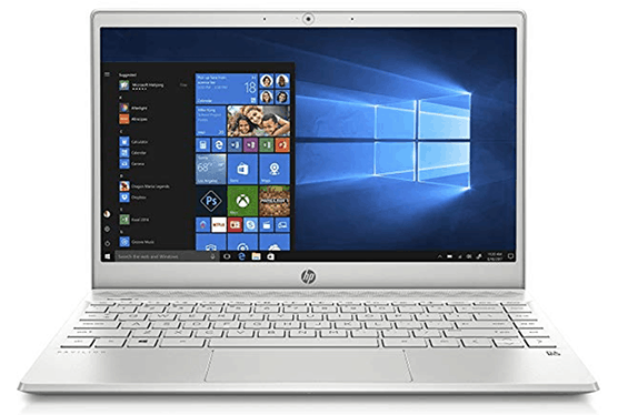HP-Pavilion-13-inch-Core-i5 streaming laptop