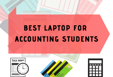best laptop for accounting students