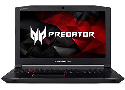 2019 Acer Predator Helios 300 - Best laptops for Virtualization