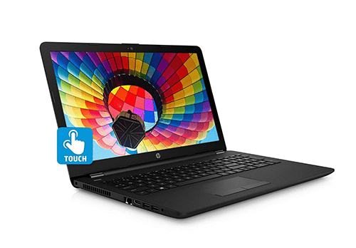 HP N500 15 inch touchscreen laptop with 1TB HDD