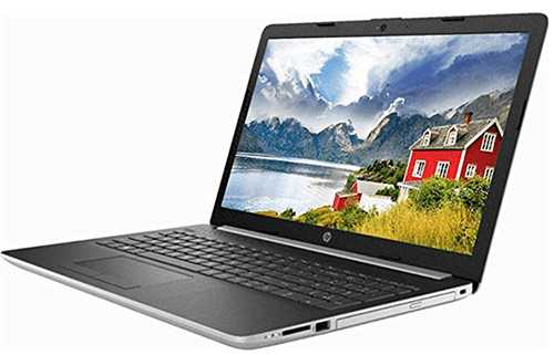 HP Touchscreen 15 inch notebook with backlit keyboard