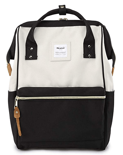Himawari laptop backpack for men and women
