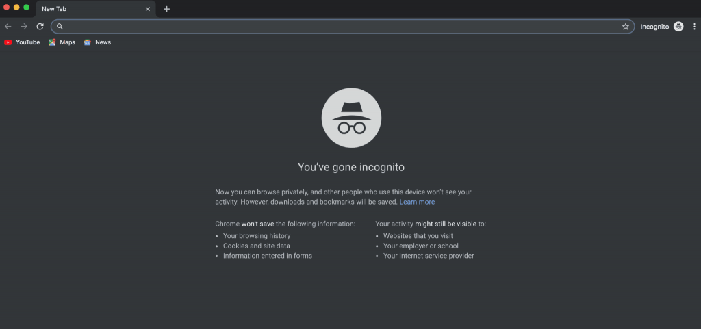 How to Use Incognito Windows in Chrome