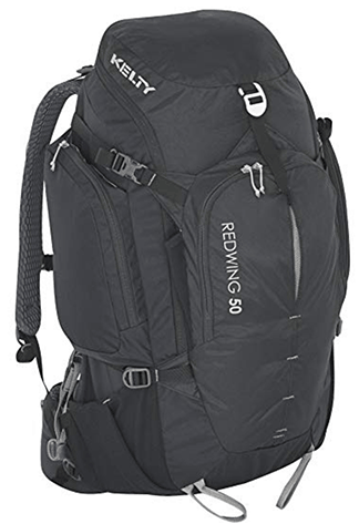 Kelty Redwing 50 Backpack for back pain amazon choice