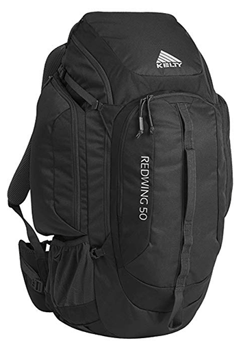 Kelty Redwing 50 Backpack for back pain