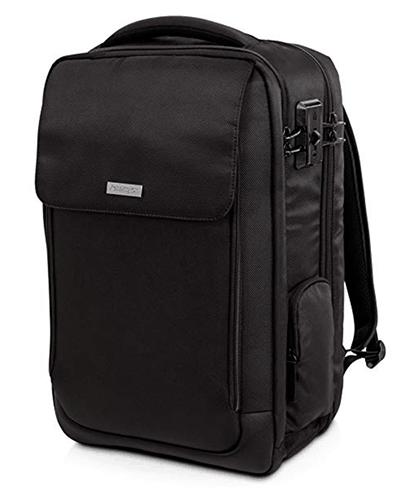 Kensington SecureTrek 17 inch anti-theft laptop bag for air travel