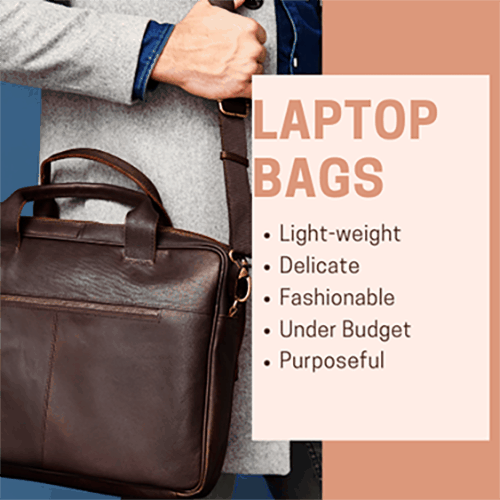 Best Designer bags for laptops