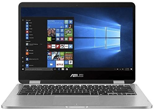 New ASUS VivoBook 2 in 1 Flip 14 inch for homeschool