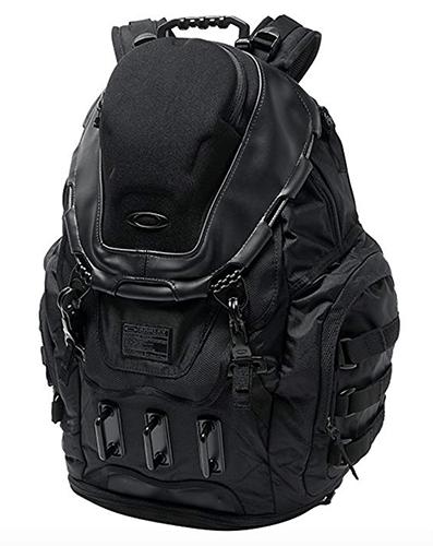 Oakley Men Kitchen-Sink laptop Backpack for air travel