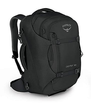 Osprey Packs Porter 30 Travel Backpack for laptop