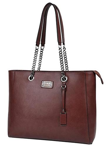ZYSUN Laptop Tote Bag for women under 50