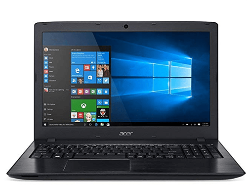 Acer Aspire E15 non touch screen laptop
