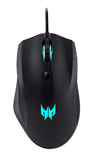 Acer Predator Cestus 320 RGB Gaming Mouse for wow - Best Mouses for Wow - World of Warcraft