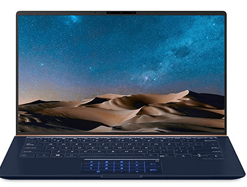 Asus ZenBook 14 for Virtualization