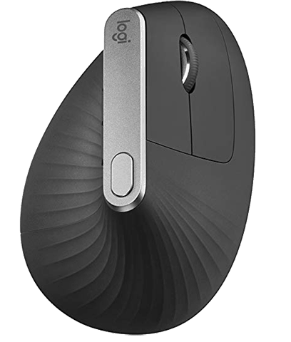 Logitech MX Vertical Wireless Mouse for large hands