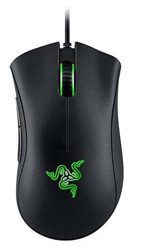 Razer DeathAdder Elite Gaming Mouse for Fortnite