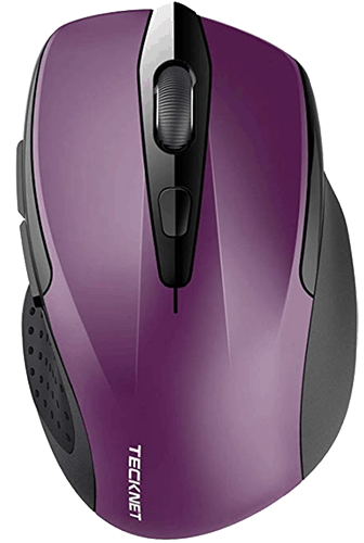 TeckNet Pro 2.4G Ergonomic Wireless cheap gaming Mouse