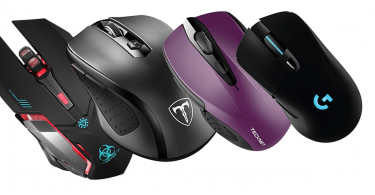 best cheap wireless gaming mouse