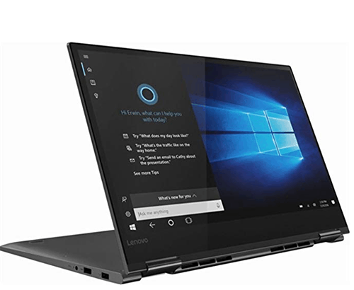 new 2018 Lenovo Yoga for ArcGIS