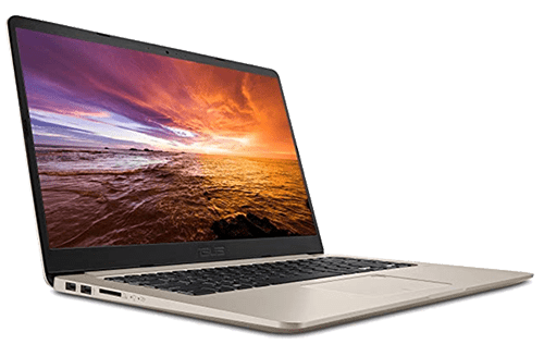 ASUS VivoBook S Ultra-Thin and Portable Laptop