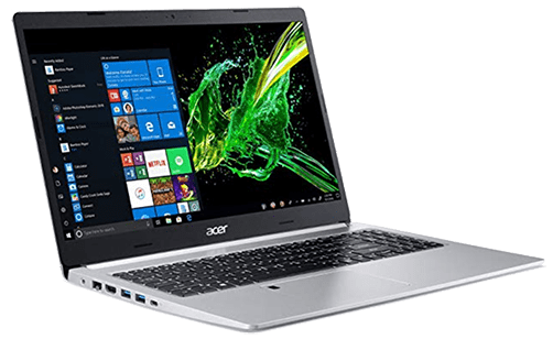 Acer Aspire 5 15inch for financial modeling - best laptops for financial modeling