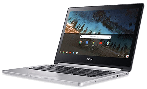 Acer Chromebook R-13 convertible for online teaching