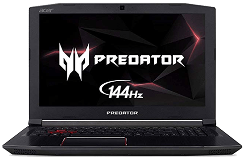 Acer Predator Helios 300 for researchers