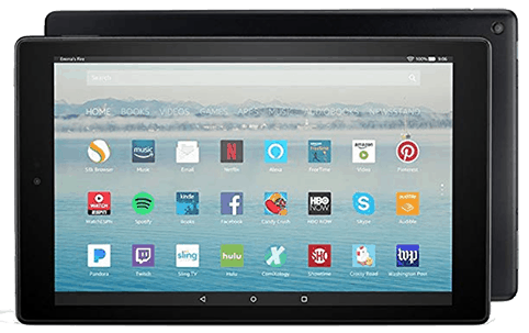 Fire HD 10 Tablet for gaming under 200