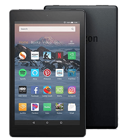 Fire HD 8 Tablet for college students on a budget