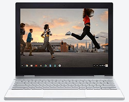 Google Pixelbook i7 for web developers