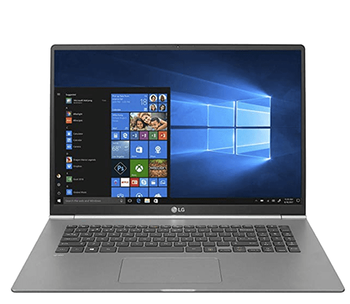 LG laptop thin and Lightweight for programmers