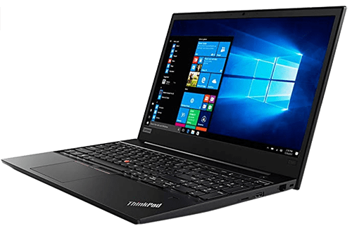 Lenovo 15 Thinkpad for financial modeling