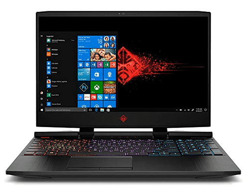 Omen Laptop by HP for civilization 6