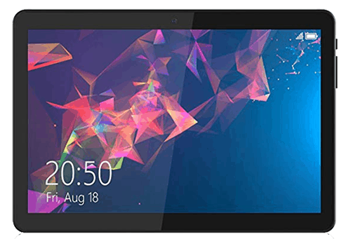 Wecool Android Tablet for college students on a budget