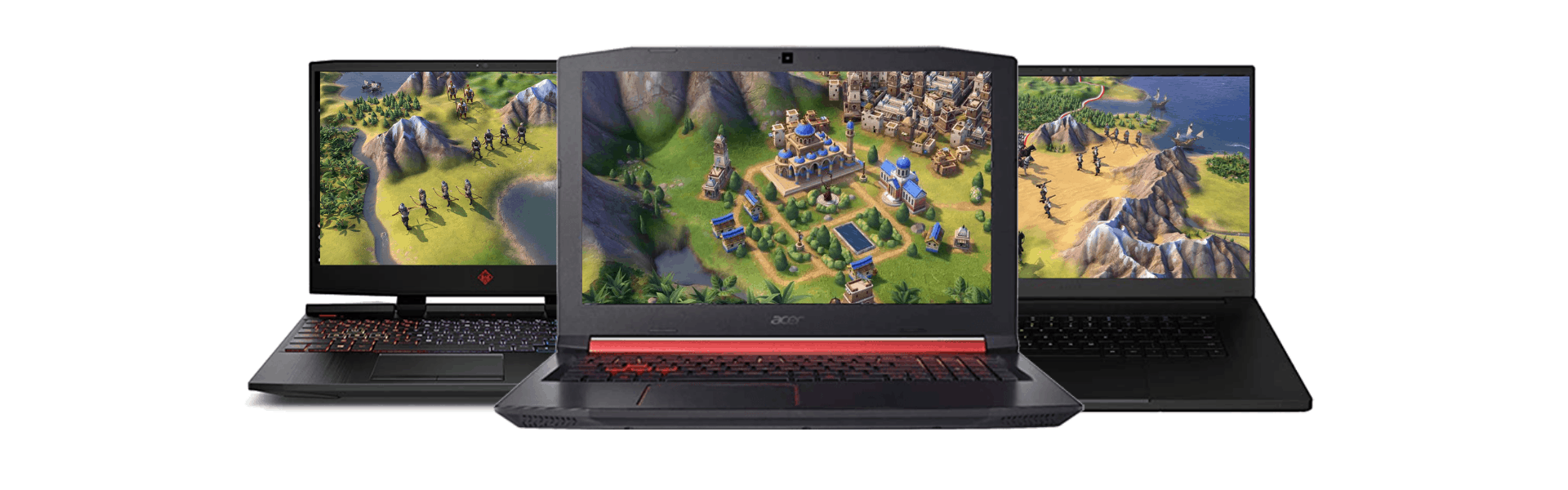 Best laptop for civilization 6