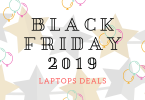 Best black friday laptops deals 2019