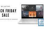 best HP laptops black friday deals