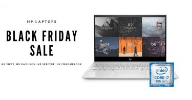 best HP laptops black friday deals