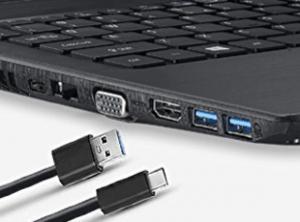 Acer Aspire e15 full HD laptop 2020