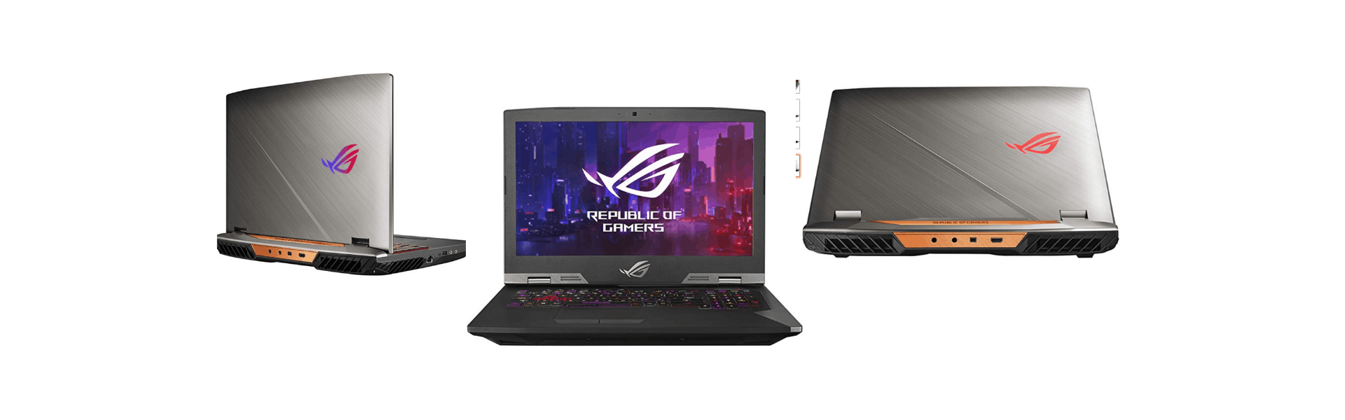 ASUS ROG G703GX Gaming Laptop Review