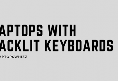 laptops with backlit keyboards